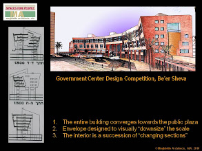 Photo: Government Center Design Competition