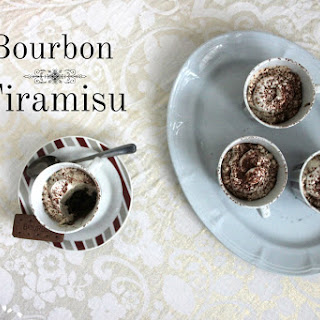 Bourbon Tiramisu {sugar-free, no baking, and simply the best thing you'll ever have}