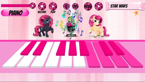 Girl Piano : Pink Piano android2mod screenshots 8