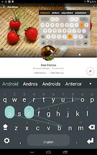 Multiling O Keyboard + emoji pie.1.0.1 Mod APK (Unlock All) 1