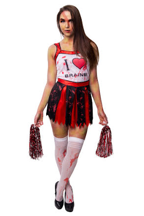 Zombie Cheerleader, XS teen