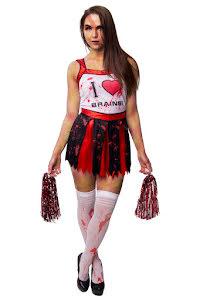 Zombie Cheerleader, XS teen