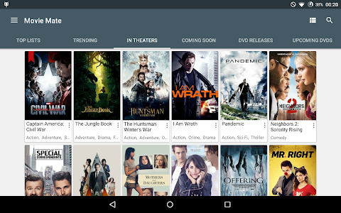 Movie Mate Pro screenshot 18
