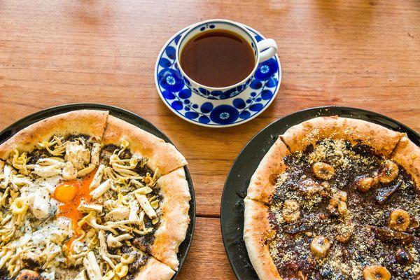 Betterman Pizza x Coffee