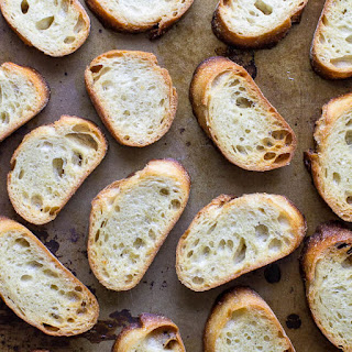 Toasted Baguette Appetizer Recipes