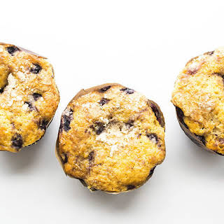 Copycat Costco™ Blueberry Muffins.