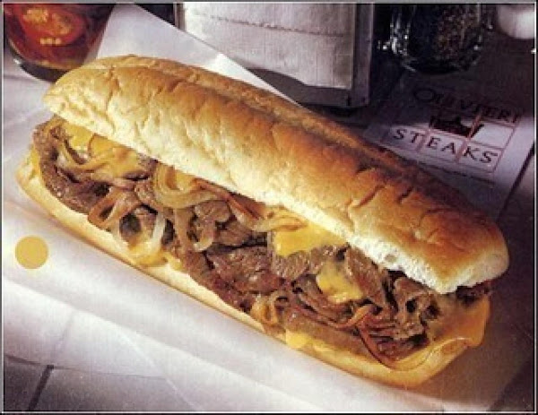 Best Ever Philly Steak And Cheese Recipe