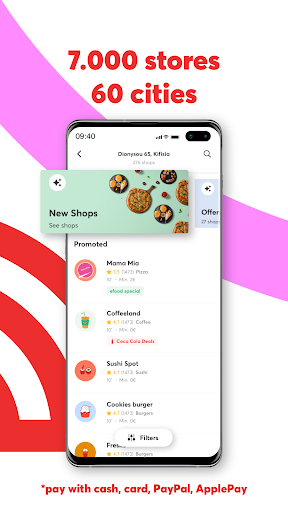 efood delivery Apk 2