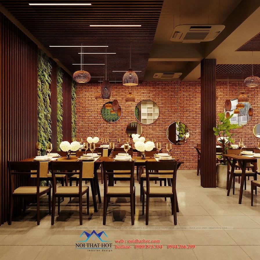 thiết kế nhà hàng long vũ 3