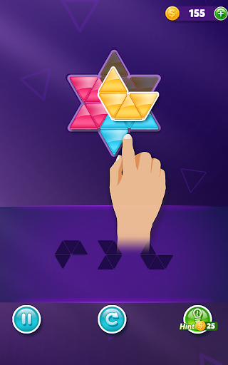 Block! Triangle puzzle: Tangram apktram screenshots 8