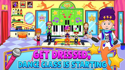 My Town : Dance School. Girls Pretend Dress Up Fun 1.19 screenshots 4