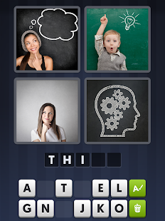 4 Pics 1 Word- screenshot thumbnail