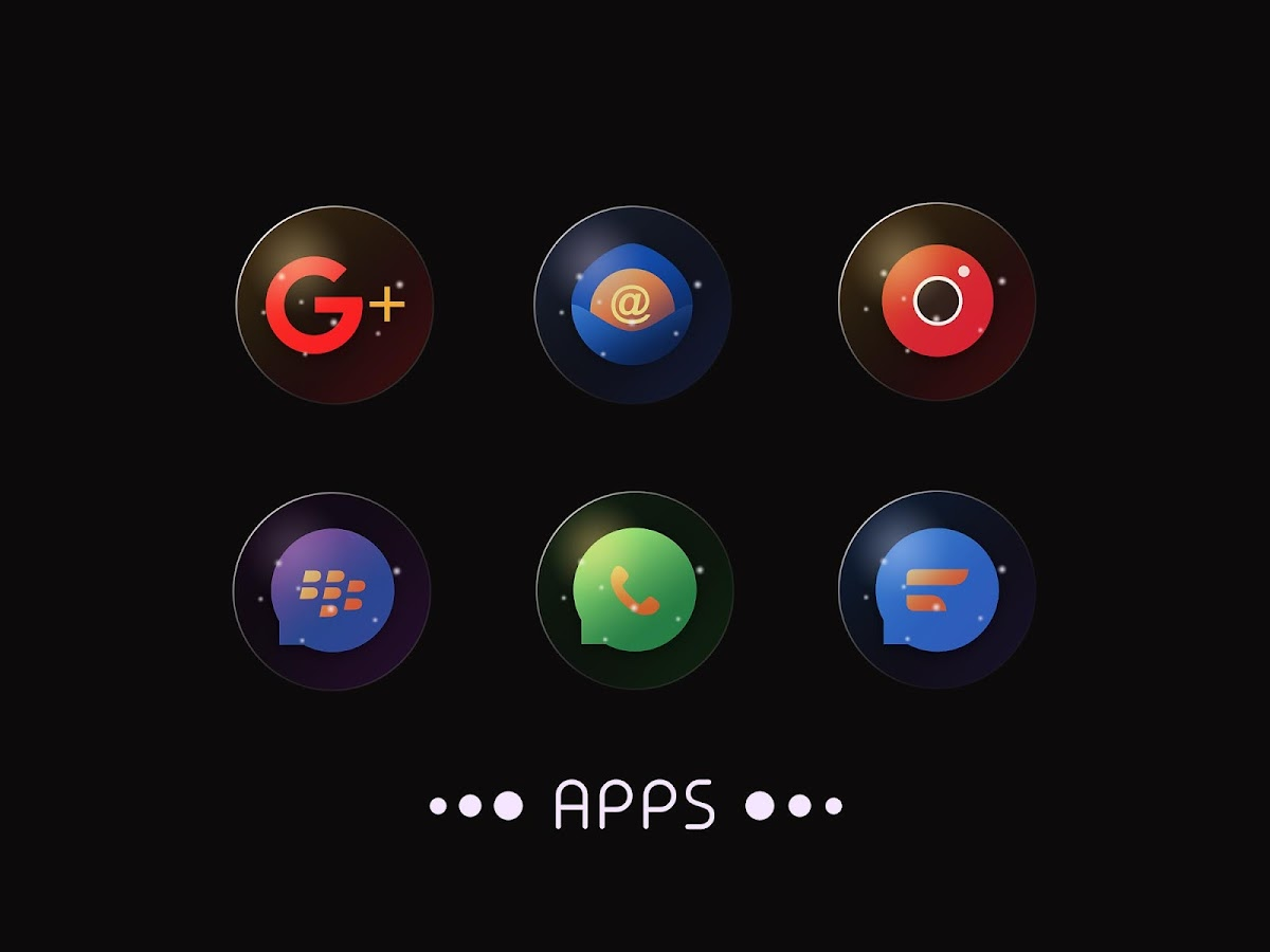 Imagine Icon Pack- screenshot
