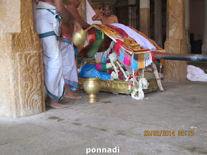 Photo: thiruvArAdhanam for AzhwAr