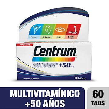 CENTRUM SILVER+50 AÑOS