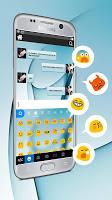 screenshot of Keyboard for Galaxy S7 Edge