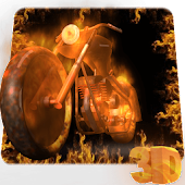 Fire Bike 3D Theme