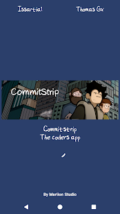 Commitstrip - The coders app - náhled