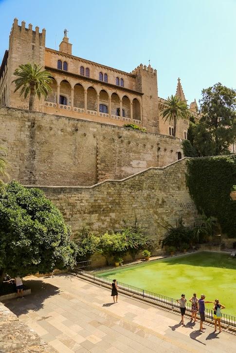 Ogrody królewskie S'Hort del Rei