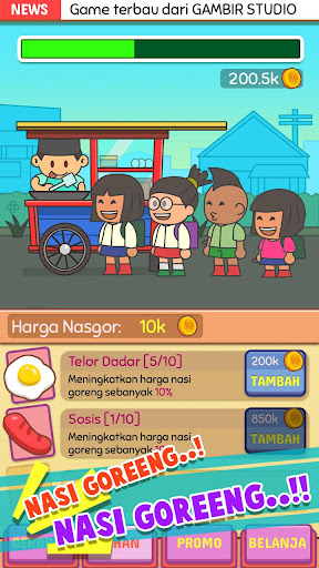 Nasi Goreng Spesial  gameplay | by HackJr.Pw 2