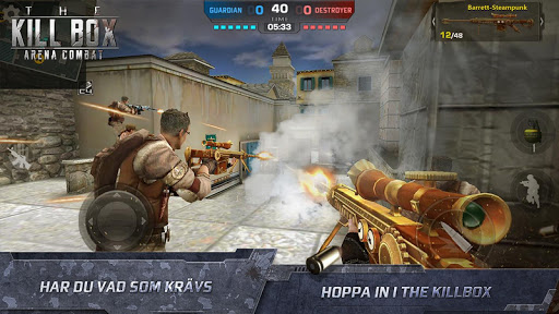 The Killbox: Arena Combat SE for PC