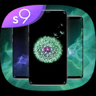 free Klondike galaxy s9 bar ,themes 2018 HD icon