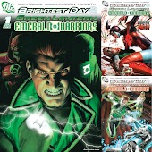 Green Lantern: Emerald Warriors (2010)