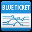 Blue Ticket IRC 2 icon