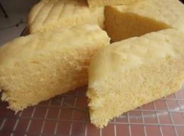 Steamed Lemon Cake Recipe