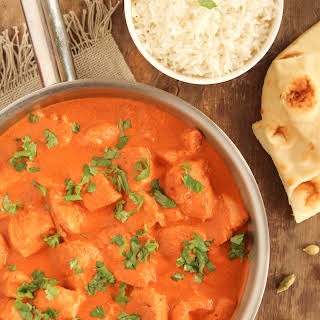 Quick Butter Chicken.