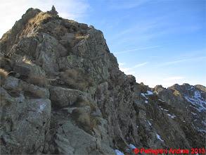 Photo: IMG_4401 la Cresta dei Monzoni prosegue inerpicandosi