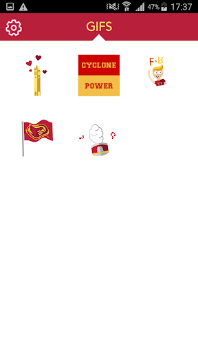 玩免費娛樂APP|下載The Official Cymoji Keyboard app不用錢|硬是要APP