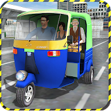 Tuk Tuk Auto Rickshaw Driving file APK Free for PC, smart TV Download