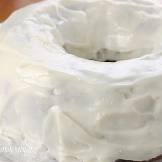 Low Fat Cream Cheese Frosting.
