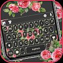 Classic Vintage Flower Keyboard Theme icon