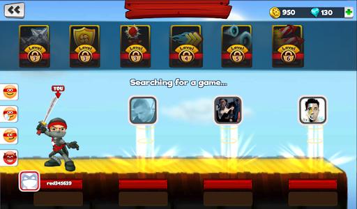 Ninja Race - Fun Run Multiplayer 1.05 screenshots 9