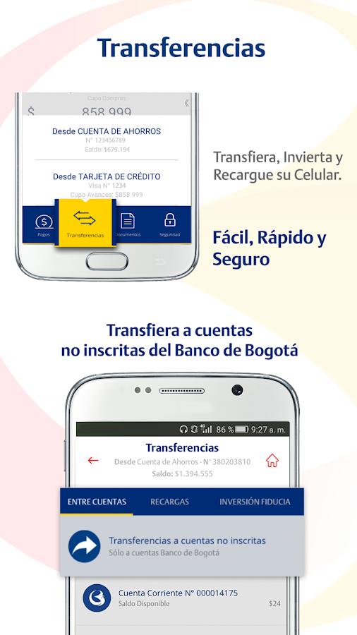 banco de bogota virtual consulta saldo tarjeta credito