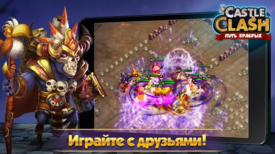 Castle Clash: War of Heroes RU 6