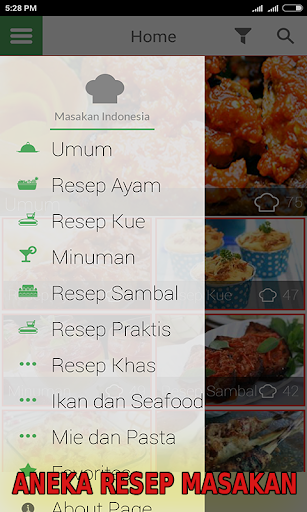 Resep Masakan Rumah Sederhana  screenshots 5