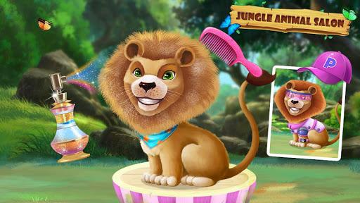 ud83eudd81ud83dudc3cJungle Animal Makeup 3.0.5017 screenshots 15