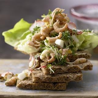 Smarter Shrimp Salad