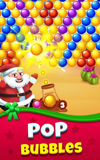 Christmas Games - Bubble Shooter 2020 2.5 screenshots 16