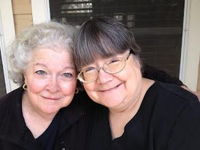 Photo: Leslie and Barbara