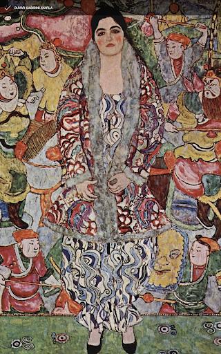 Klimt's Women HD Wallpapers