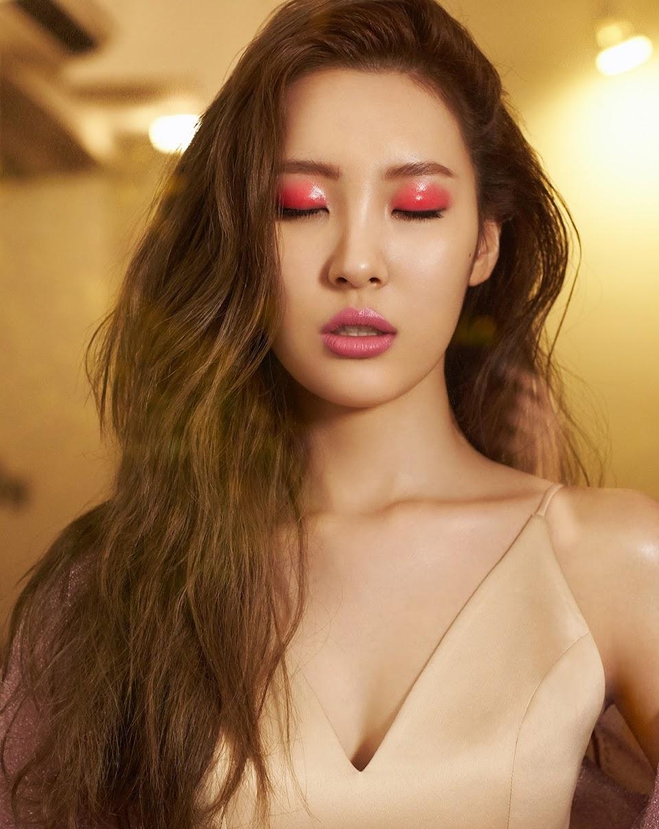sunmi makeup 1