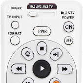 Remote for DirecTV - RC66RX