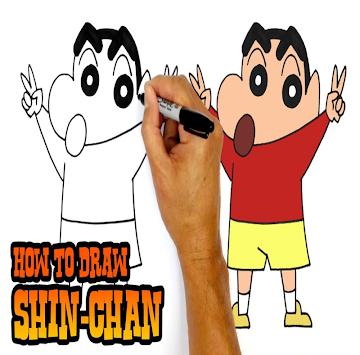 How To Draw Shin Chan Apk नव नतम स स करण ड उनल ड