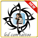 Led Camera Tattoo icon