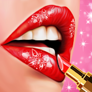 Lips Makeover && Spa