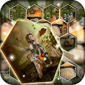 Hidden Scenes: Fairytale Fantasy - Mosaic Puzzle Android APK Download Free By Hidden Scenes Games By Difference Games LLC
